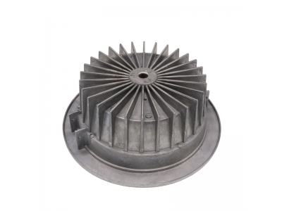 OEM die casting aluminium led light heatsink housing